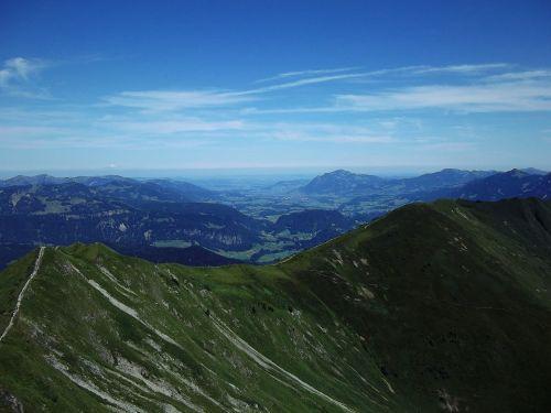 alpine allgäu allgäu alps