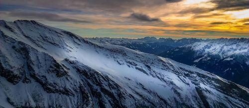 alps mountain mountains
