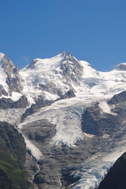 alps  mountain  snow
