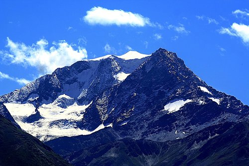 alps  the pennine alps  mont velan
