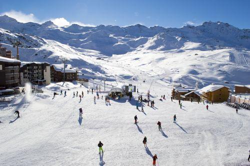 alps snow ski