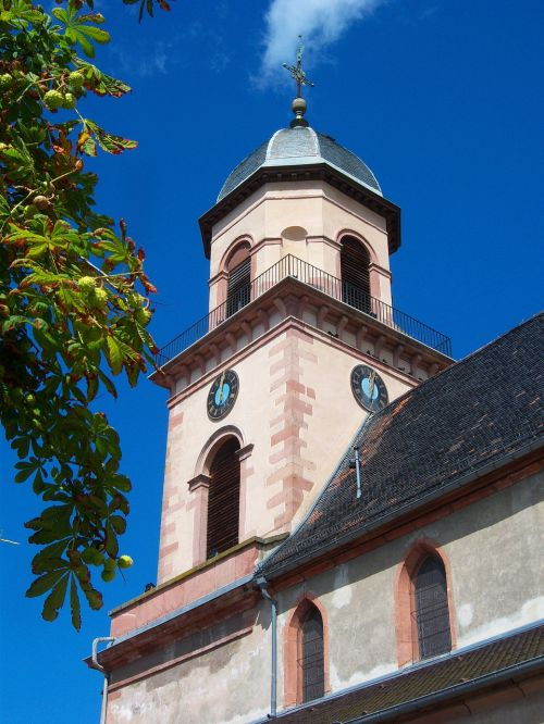 alsace church religion
