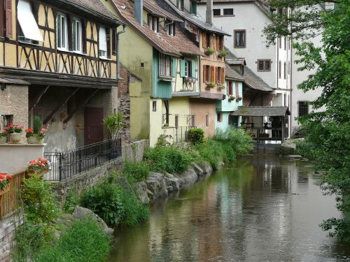 alsace truss river