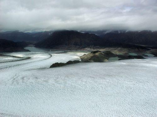 alsek glacier glacier bay alaska
