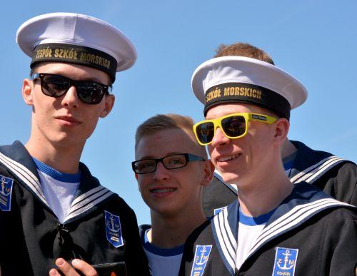 alster hafengeburtstag sailors