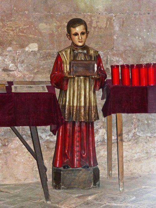 altar boy alms church
