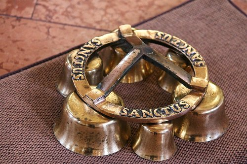 altar clip  measuring bell  altar bell
