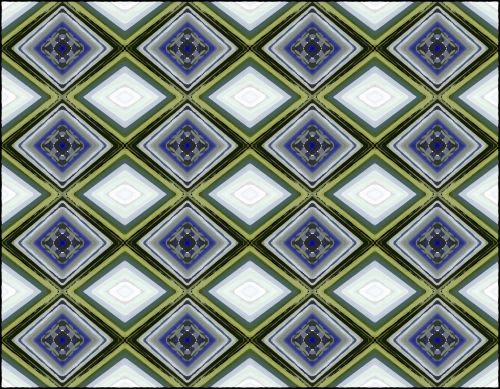 Alternate Diamond Pattern