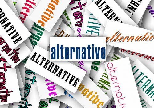 alternative option many