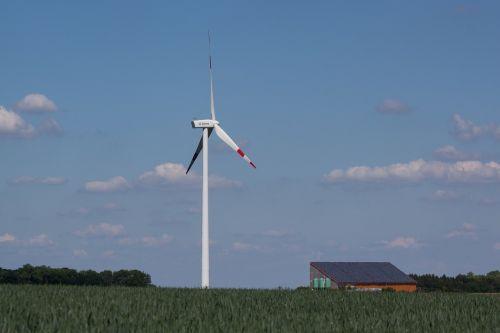 alternative energy wind turbine rotor