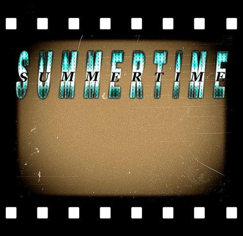 Old Time Summer Slide