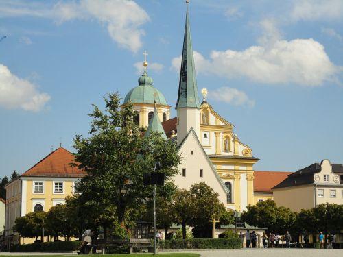 altötting grace chapel place of pilgrimage