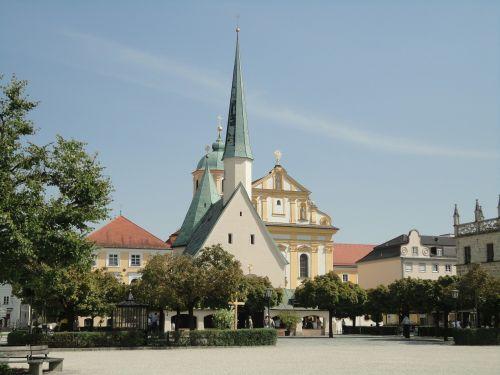 altötting churches grace chapel