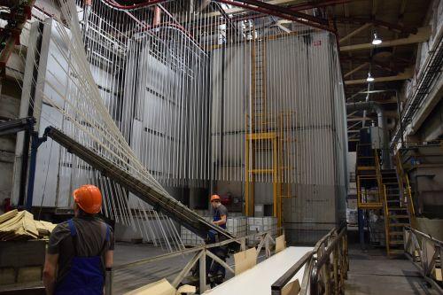 aluminium plant production