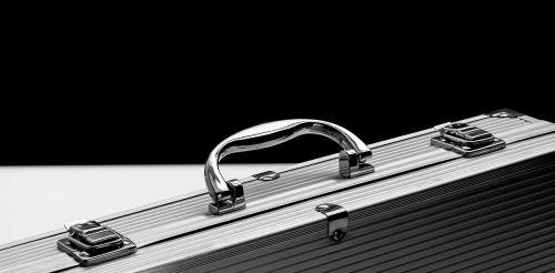 aluminum briefcase business
