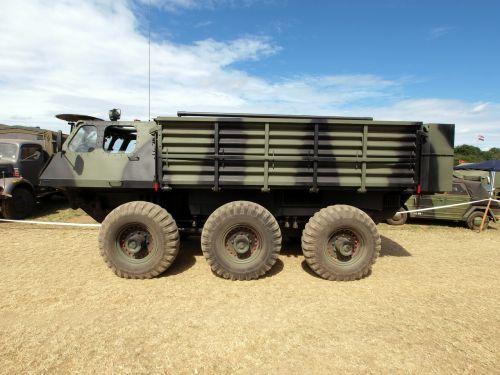 alvis stalwart truck