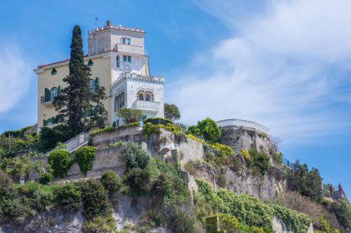 amalfi amalfi coast cliff