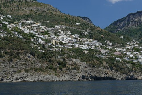 amalfi  italy  coast