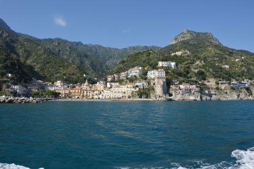amalfi coast province of salerno italy