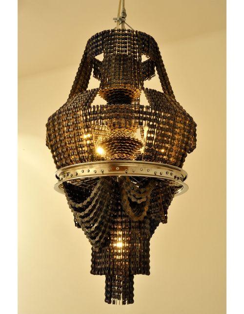 amazing steampunk lamp