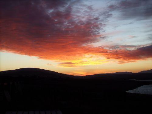 amazing sky ireland