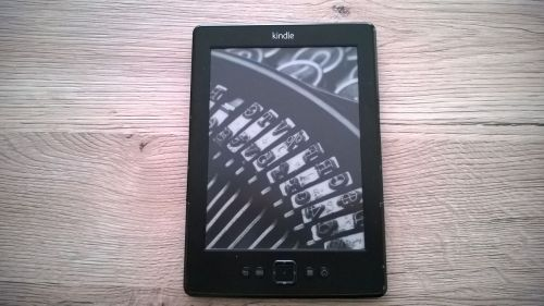 amazon kindle e-book