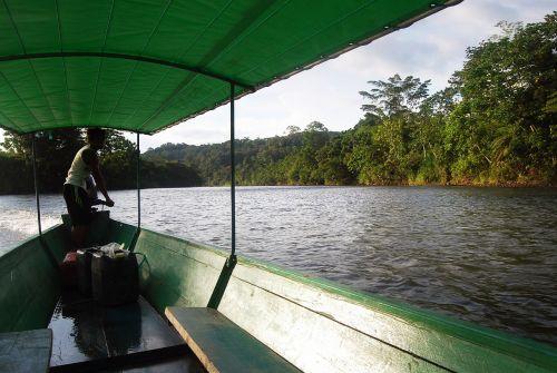 amazon canoe river