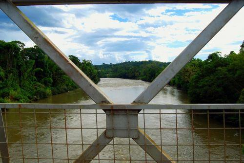amazon bridge river