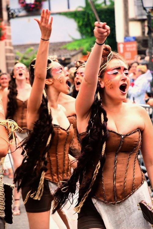 amazons  women  warriors