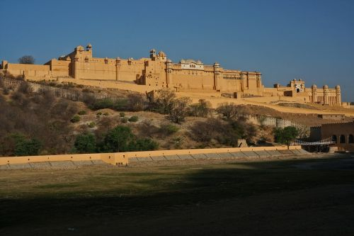 amber fort jaipur architecture