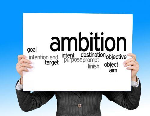 ambition success planning