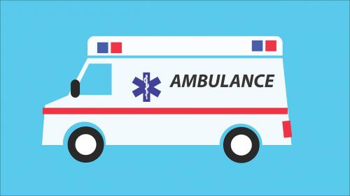 ambulance medical vehicle