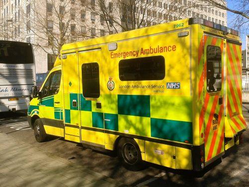 ambulance london vehicle