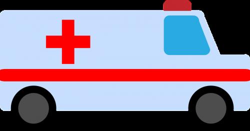 ambulance hospital medical