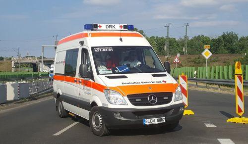 ambulance vehicle auto