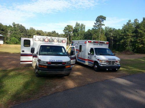 ambulances emergency vehicle save lives