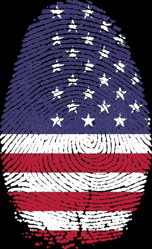 america art fingerprint