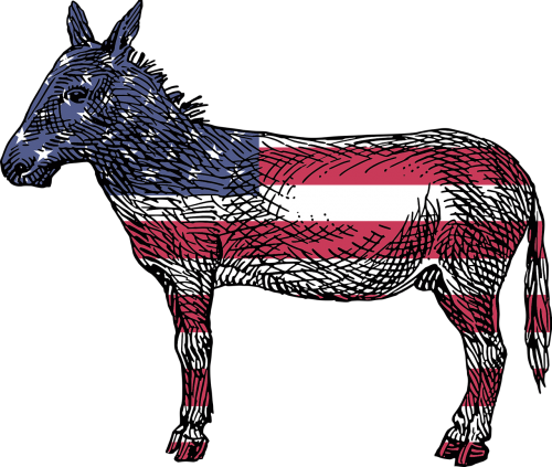 america democrats ass