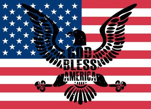 america usa god bless america