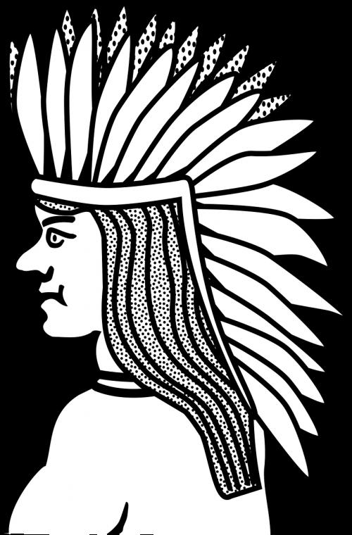 american chief headman