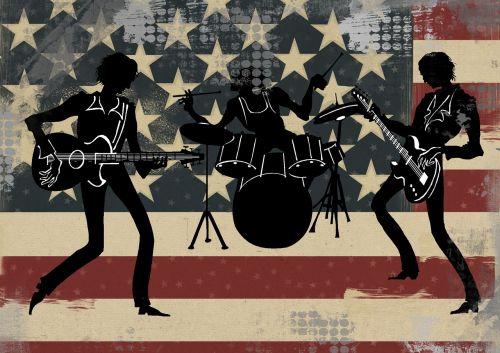 american usa band