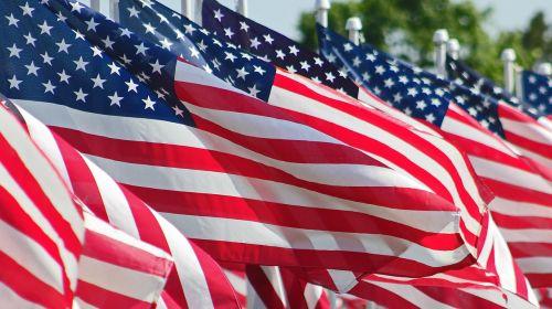 american flag american flag