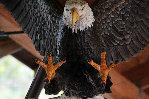 American Eagle Artifact