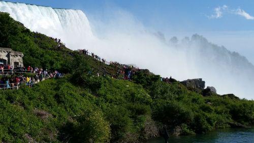american falls niagara falls state park waterfall