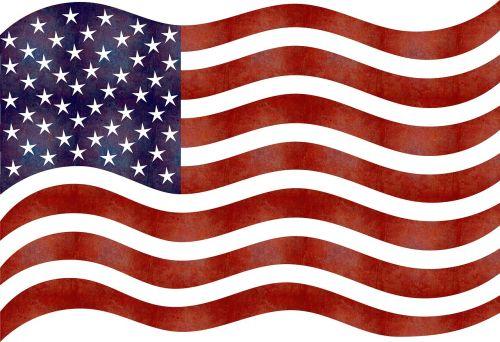 american flag flag american