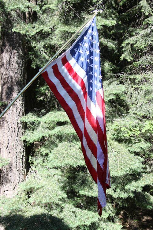 american flag 4th of july flag