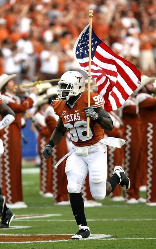 american football flag american flag