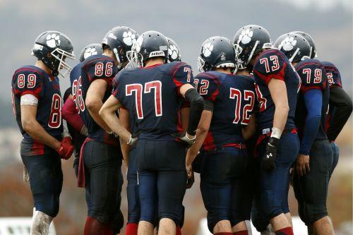 american football football team team