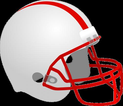 american football helmet huskers