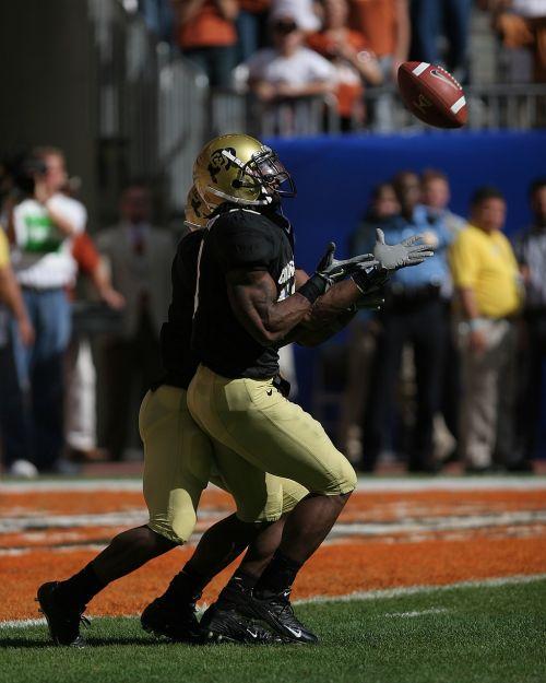 american football kick return receiver